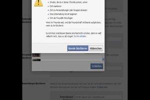 Wer Hat Mich Bei Facebook Blockiert
