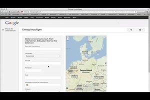 Bei Google Maps eine Firma eintragen - so machen Sie Ihr Unternehmen sichtbar