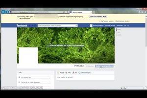 Das Facebook-Titelbild geht nicht - so richten Sie es ein