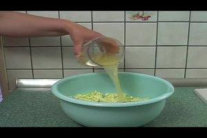Holunderblütengelee selber machen - ein Rezept