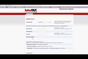 Bei Google Fax senden - so geht's