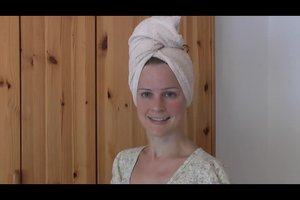 Haarkur über Nacht - das müssen Sie beachten