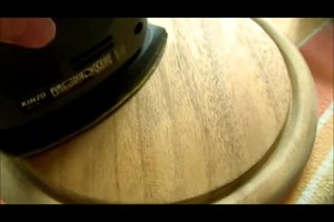 Schleifpapier für Holz richtig verwenden