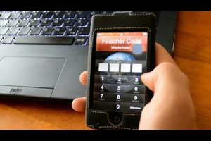iPod touch entriegeln nach Codesperre - so geht's