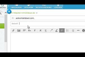 AOL-E-Mail-Account löschen - so geht's