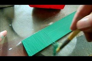 Acryllacke richtig verwenden