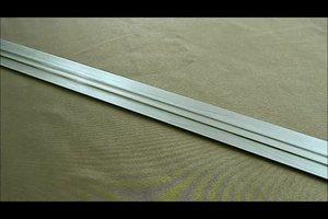 Kratzer aus Aluminium entfernen - so geht's
