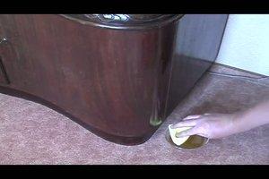 Möbelpolitur selbst gemacht aus Hausmitteln