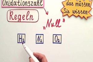 Oxidationszahl - eine einfache Erklärung
