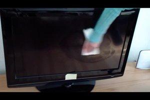 LED-Bildschirm reinigen - so wird's gemacht