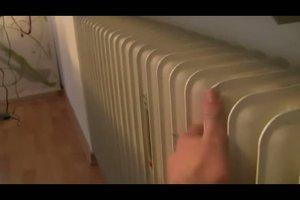Warmes Zimmer - so geht´s Energie sparend