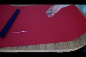 Schultüten basteln - Anleitung zum selber machen