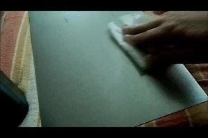 Zinkblech reinigen - so geht's ohne Kratzer