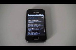 Samsung Galaxy Ace: WLAN-Problem - so beheben Sie es