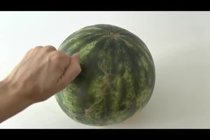 Wann ist eine Wassermelone schlecht? - So erfahren Sie es