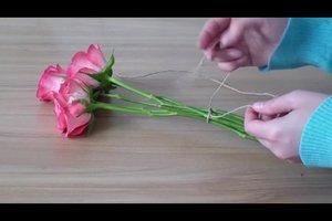 Wie trocknet man Rosen richtig? - Anleitung