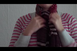 Halstücher binden - Anleitung für kreative Looks