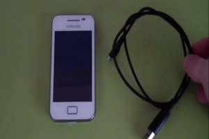 Samsung Galaxy Ace: Musik vom Laptop übertragen - so geht's
