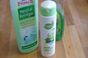 Seifenblase selber machen - Glycerin ersetzen