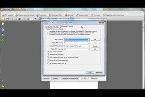 PDF kleiner machen - so gehen Sie vor