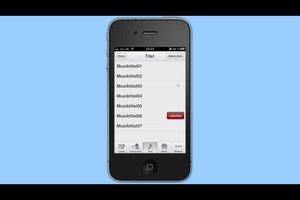 Lieder vom iPhone löschen - so einfach geht's