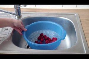 Himbeeren waschen - so machen Sie es korrekt