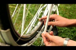 Fahrradspeichen nachziehen - so geht´s
