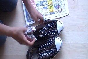 Converse Chucks waschen - so funktioniert die Pflege