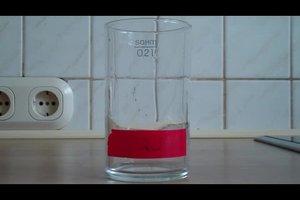 cl abmessen ohne Messbecher - hilfreiche Tricks mit Gläsern