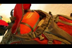 Wie packe ich einen Trekkingrucksack richtig?