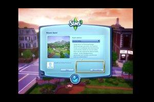 Sims 3: Neue Stadt bauen - so geht's