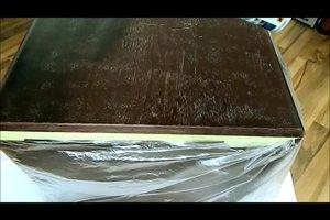 Schwarz-matt lackieren - so wird es fusselfrei und glatt