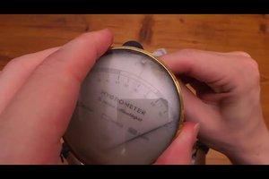 Hygrometer kalibrieren - so funktioniert's
