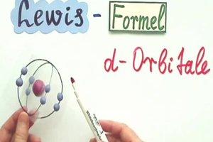 Lewis-Formel - Erklärung in der Chemie