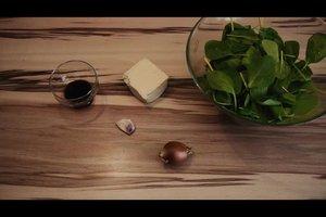 Spinat roh essen - so wird`s lecker