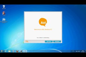 AOL für Windows 7 installieren - so geht's
