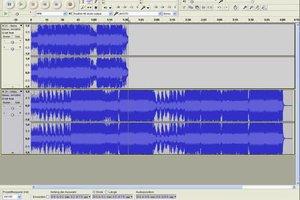 Lieder zusammenschneiden - so wird's gemacht
