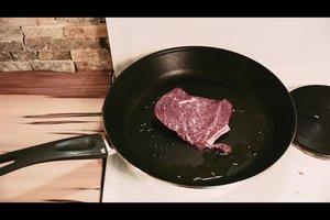 Rinderhüftsteak richtig braten - das müssen Sie beachten