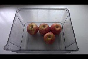 Äpfel im Kühlschrank aufbewahren? - So lagern Sie Obst richtig