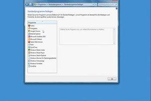 Standard-Browser wechseln - so geht's