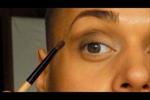 Grüne Augen betonen - so geht es