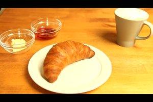 So bereiten Sie ein französisches Frühstück zu