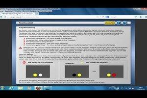 MPU-Test online durchführen - so geht's