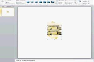 In PowerPoint ein Bild spiegeln - so gelingt es