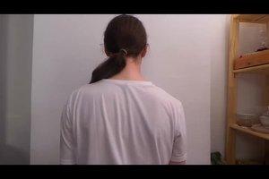 Muskelverhärtung am Rücken - diese Übungen können helfen