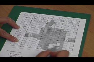 Nonogramme lösen - Anleitung