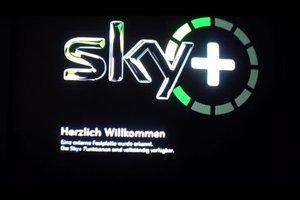 Sky-Karte freischalten - eine Anleitung