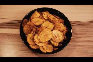 Chips selber machen - mit der Friteuse gelingt's so