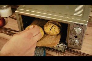 Brot ohne Kohlenhydrate - ein leckeres Rezept
