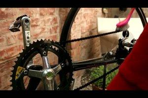 Fahrradkette ölen - so machen Sie es richtig